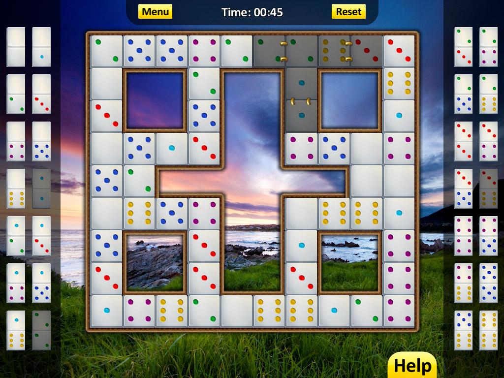 domino solitaire kristanix games