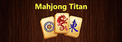 Mahjong Solitaire Titan